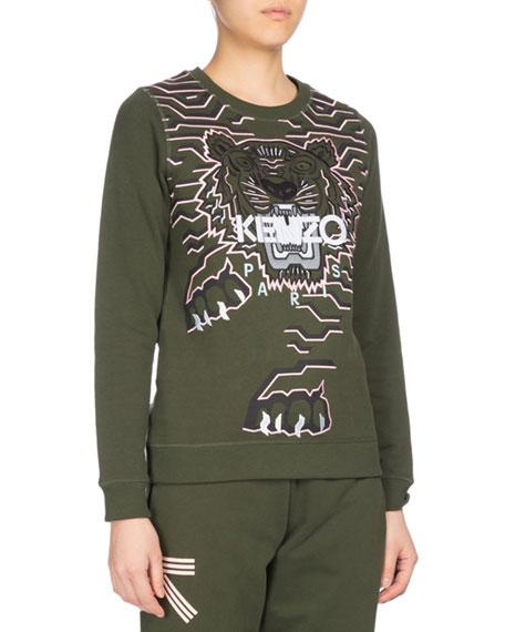 Cheap Kenzo Tiger Jumper