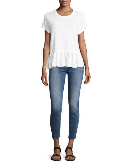 Denim Ankle Skinny Jeans