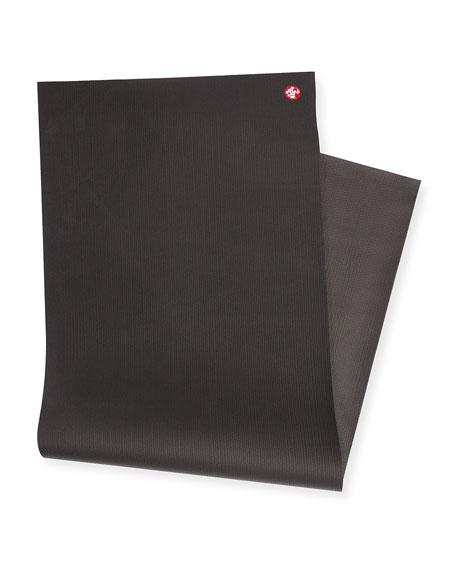 "The PRO® 71"" Gleam Yoga Mat, Black"