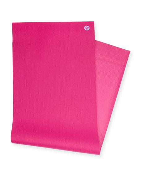 """Manduka PROlite 71"""" La Rampa Yoga Mat, Pink"""
