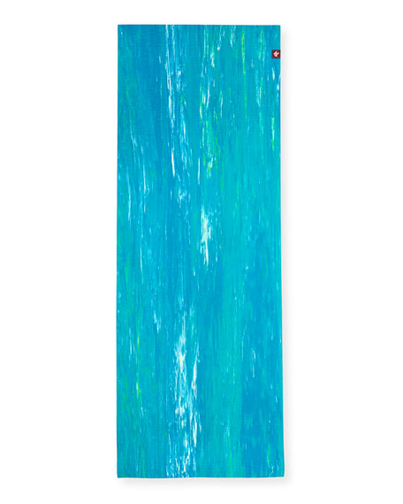 "Eko® 71"" Yoga Mat, Blue"