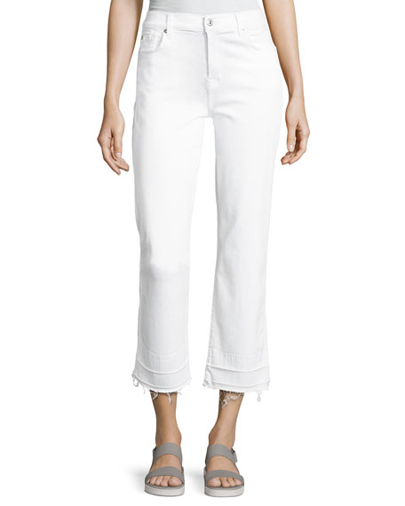 7 for all mankind The Kiki Jeans W/