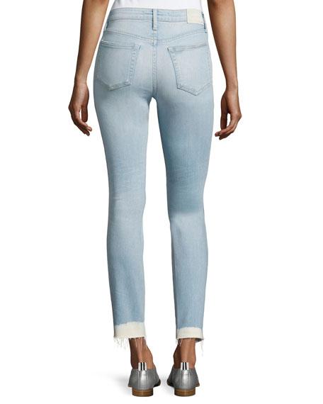 The Wasteland Ankle Jeans, Indigo