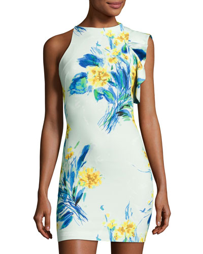 Black Halo Dresses Sheath Amp Floral Dresses At Neiman Marcus