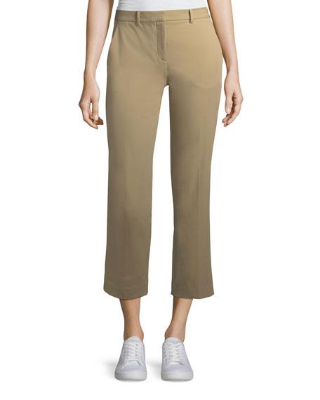 Theory Hartsdale NP Approach Slim Straight-Leg Pants