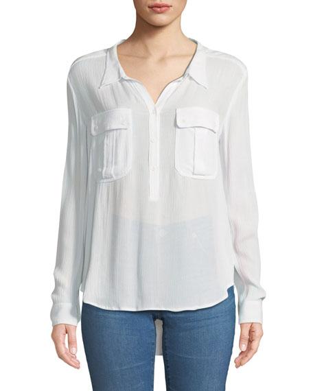 Nevada Henley Pullover Shirt
