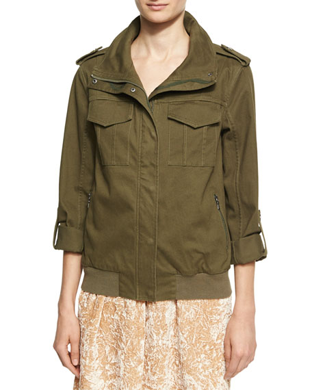 Alice + Olivia Marvis Never Say Never Utility