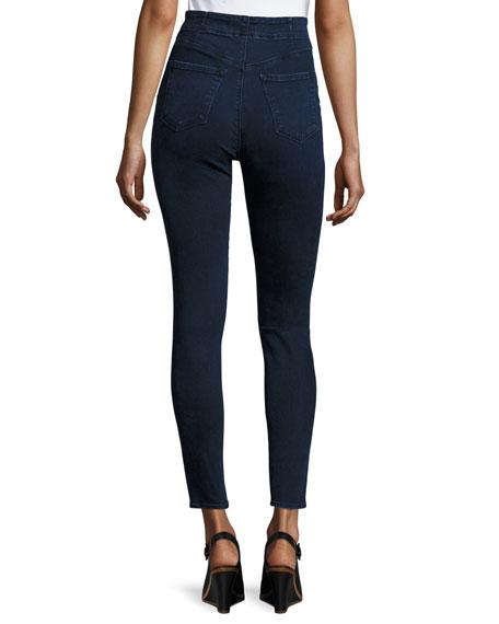 Natasha Sky High-Waist Skinny Jeans