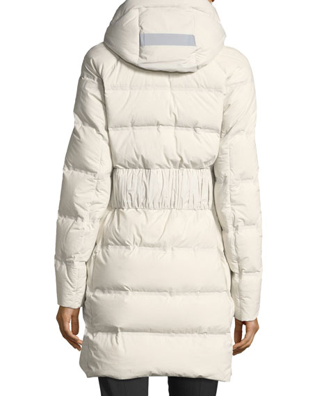 Giffard Long Quilted Puffer Coat