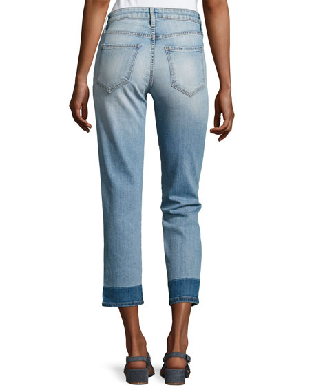 Josalind High-Rise Straight Leg Jeans