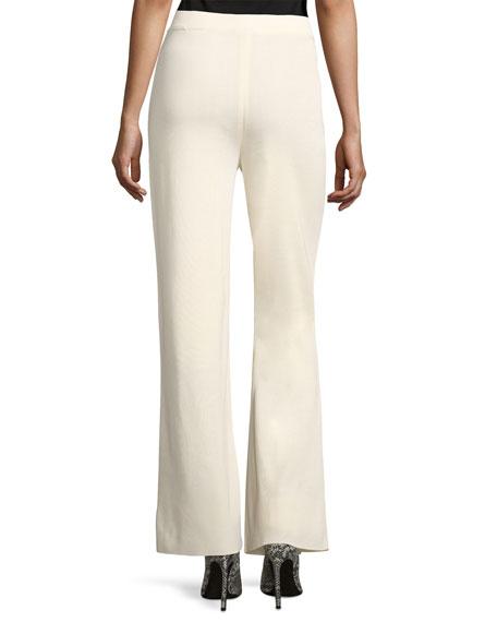 Demi Palazzo Knit Pants, Petite