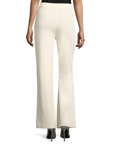 Demi Wide-Leg Palazzo Pants, Plus Size