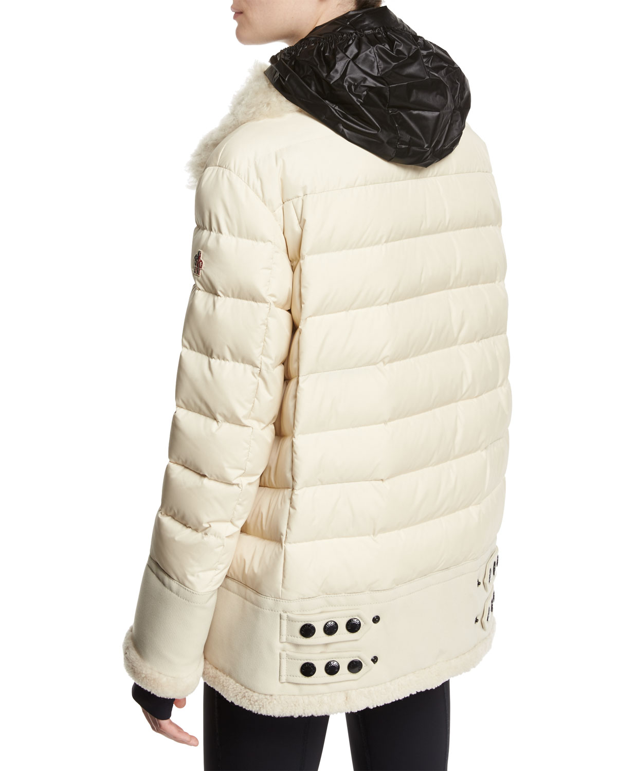 470d7959a Montblanc Quilted Puffer Jacket, Ivory