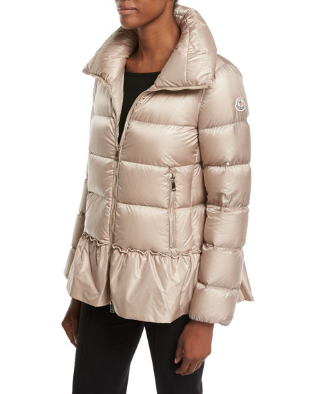 Anet Quilted Puffer Jacket
