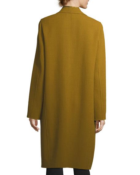 Jolina Nouveau Wool Crepe Jacket