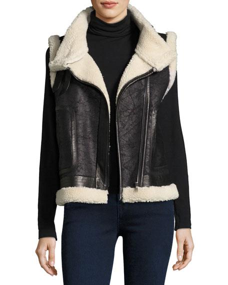 Joie Danay Fur Vest