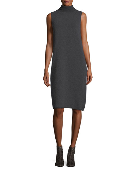 Lafayette 148 New York Vanise Sleeveless Superfine Wool