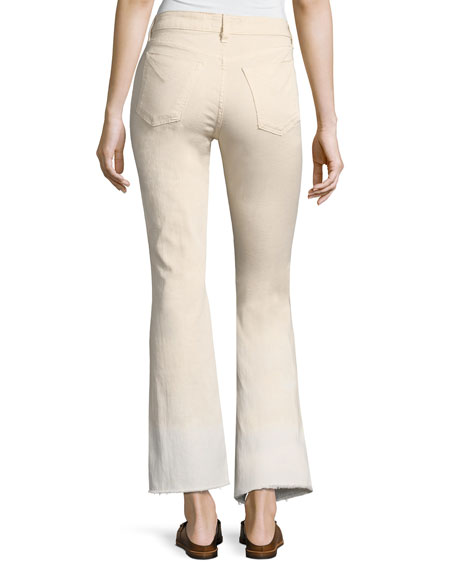 Jane Mid-Rise Flare Jeans