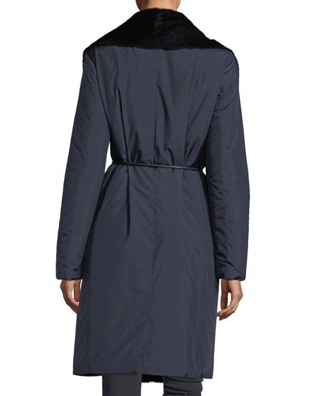 Farrah Alpine Outerwear Reversible Coat