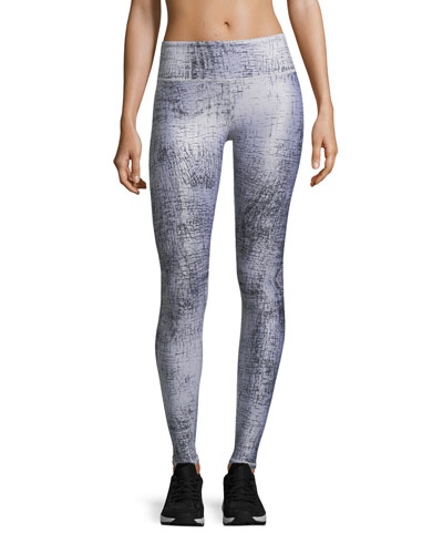 Tech Lift Airbrush Full-Length Performance Leggings