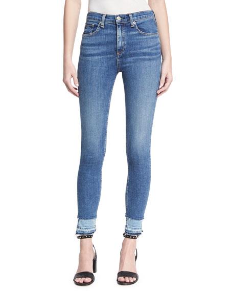 """10"""" Capri Skinny Denim Jeans"""