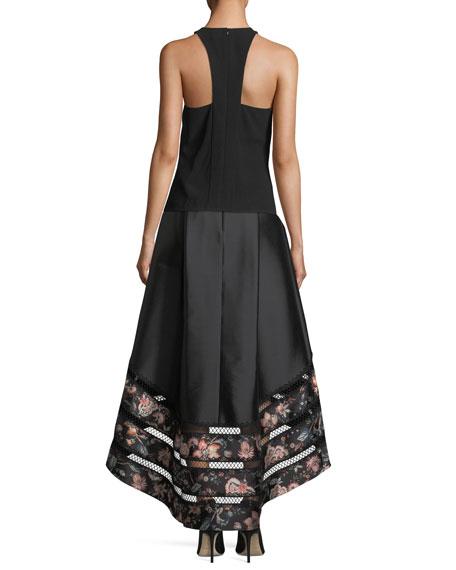 Faye High-Low Ball Skirt