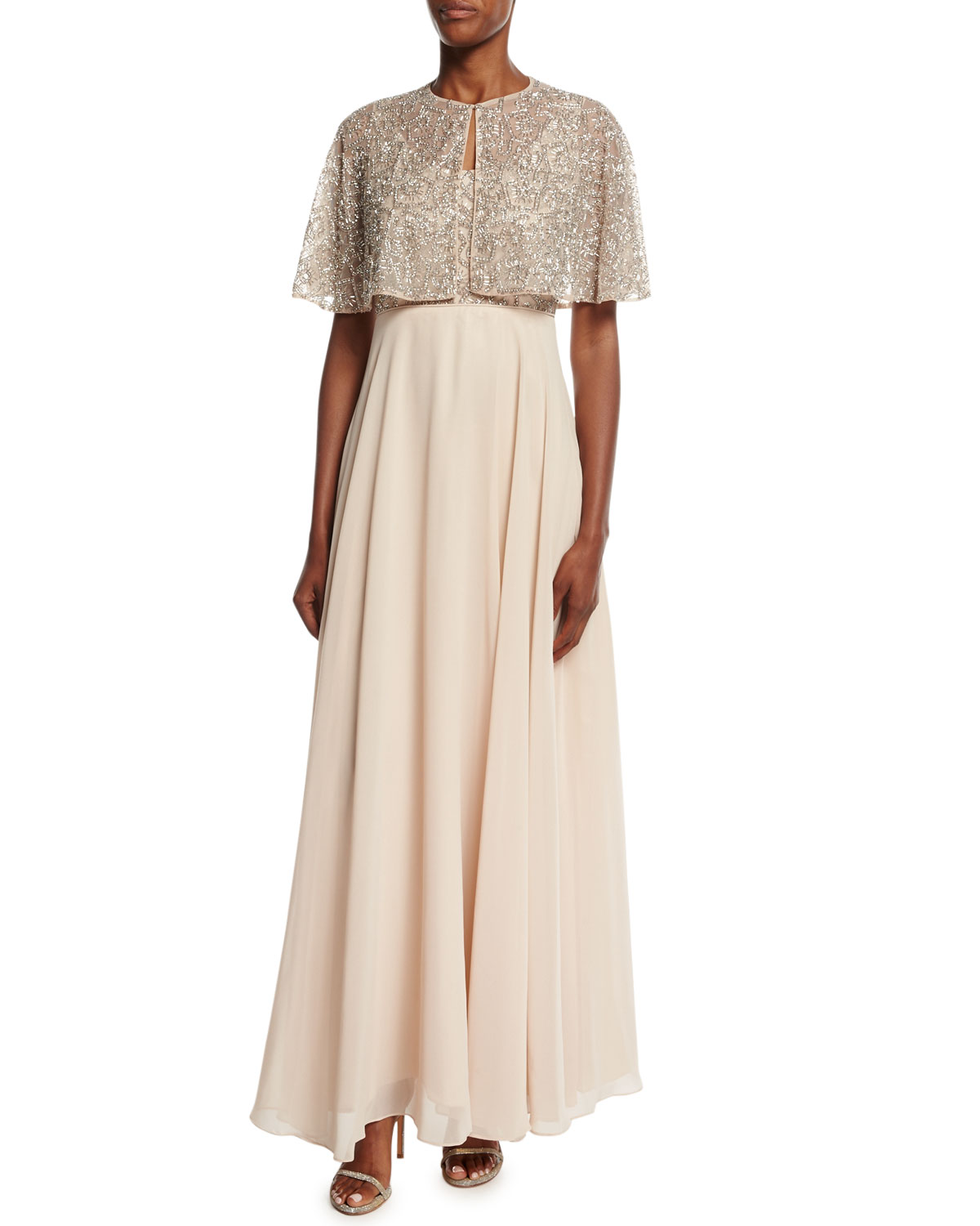 Badgley Mischka Dresses & Gowns at Neiman Marcus