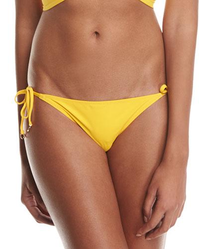 Timeless Basics Tie-Side Swim Bikini Bottom