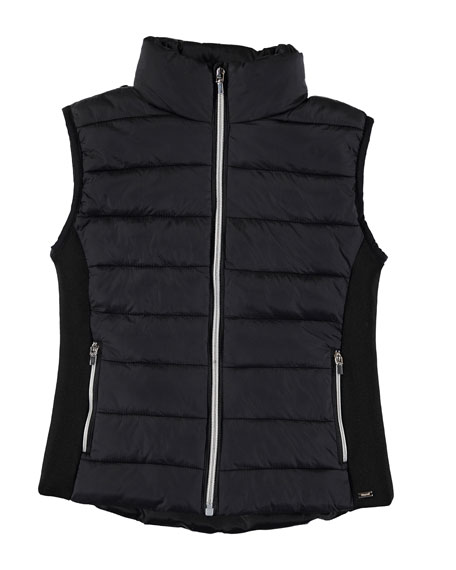 Padded Puffer Vest, Size 8-16