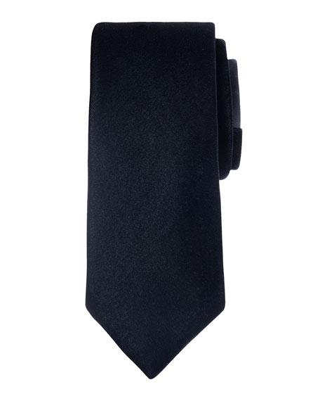 Cinabre Velvet Tie