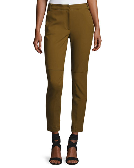 Tibi Anson Crepe Pants w/ Insert and Matching