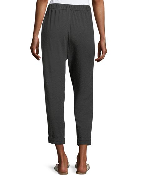 Cozy Jersey Slouchy Pants, Plus Size