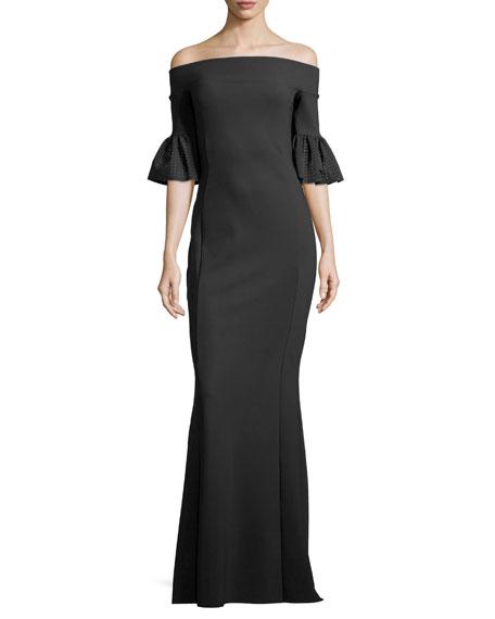 La Petite Robe di Chiara Boni Padma Off-the-Shoulder