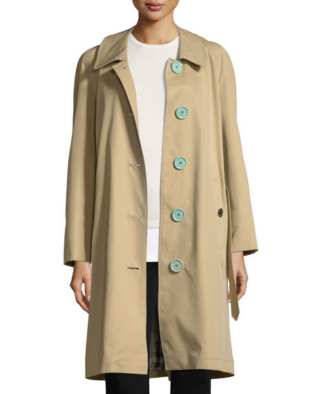 Brinkhill Oversized Button Trench Coat