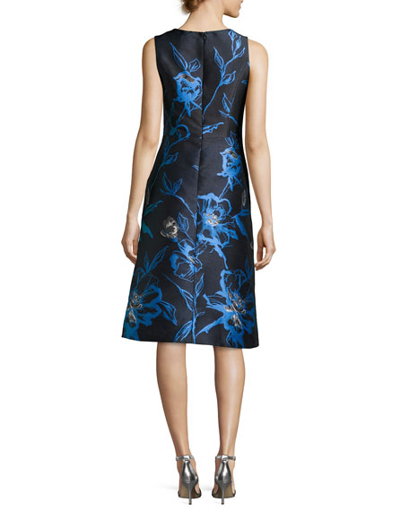 Bellevue Sleeveless Cocktail Dress