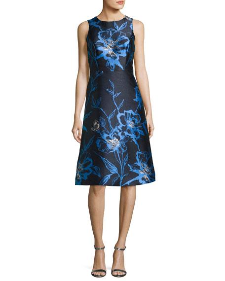 Bellevue Sleeveless Cocktail Dress