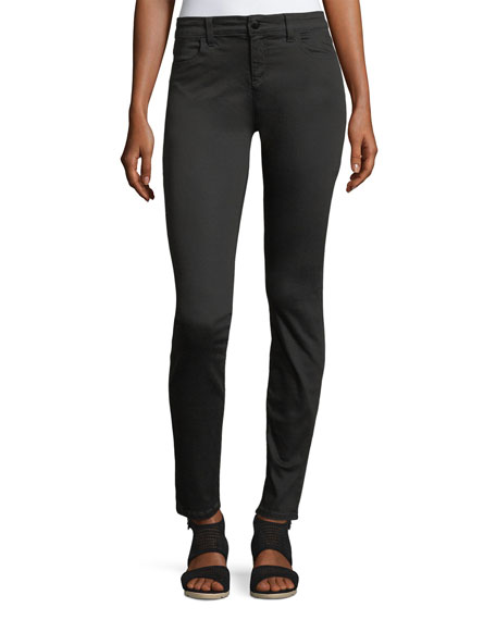 Eileen Fisher Organic Cotton/Lyocell Legging Jeans, Petite