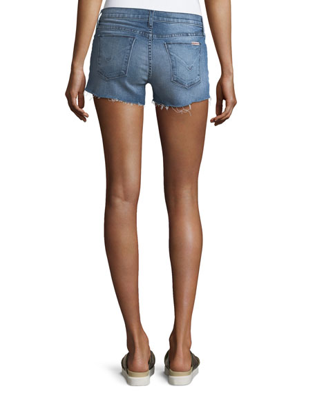 Kali Cutoff Denim Shorts