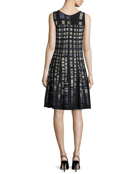 Crystal Cove Twirl Dress, Plus Size