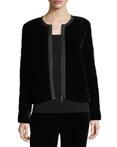 Petite Designer Jackets & Coats at Neiman Marcus