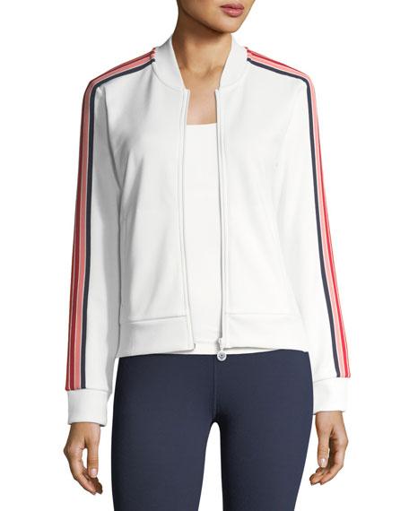 Prism Striped Performance Jacket