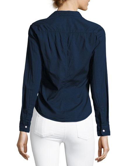 Barry Long-Sleeve Button-Down Shirt
