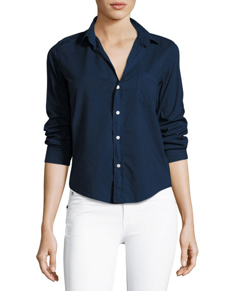 Frank & Eileen Barry Long-Sleeve Button-Down Shirt