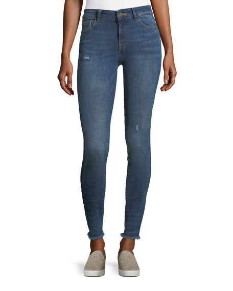 DL1961 Premium Denim Florence Instasculpt Skinny Jean w/