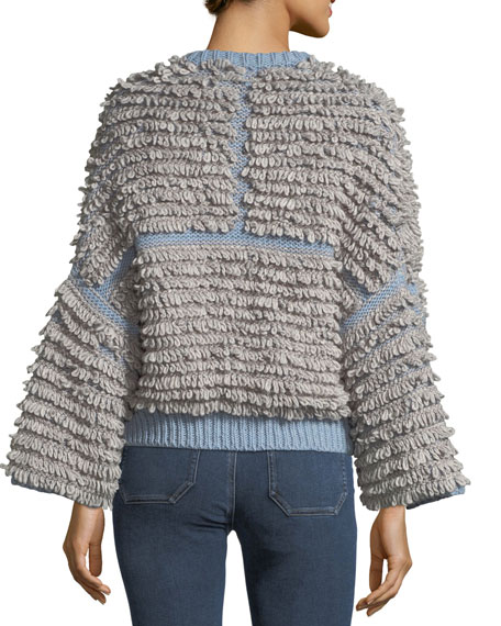 Alice Oversized Cardigan Sweater