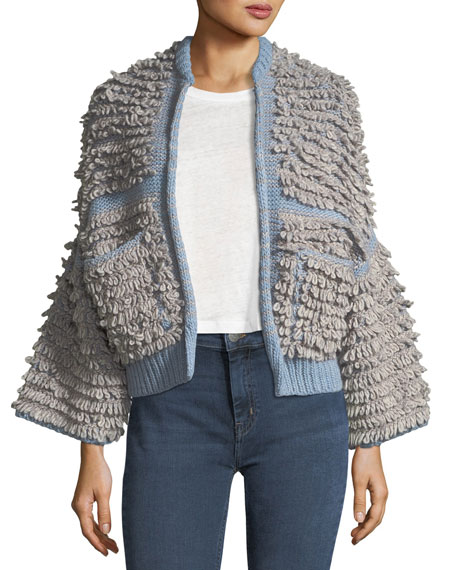 MiH Alice Oversized Cardigan Sweater
