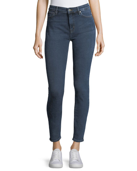 Bridge High-Waist Skinny Jeans