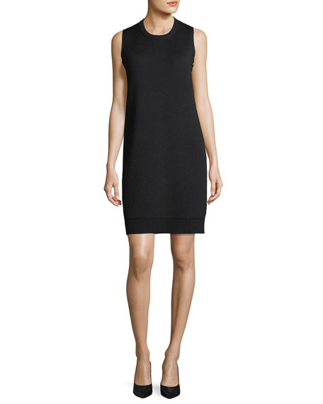Kobi Halperin Esmay Sleeveless Stretch-Wool Dress