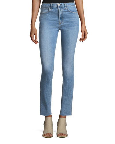 Lou High-Rise Skinny Jeans