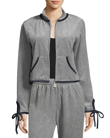 Opening Ceremony Torch Tie-Cuff Track Jacket